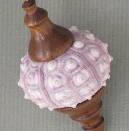 Sputnik Sea Urchin ornament