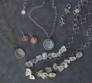 Tunisia inspired jewelry by Pamela Good Walla Walla
