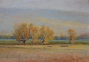 russel creek fields walla walla oil painting todd telander