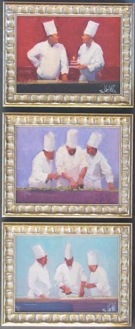 Chef Suite- Move Over, Split Pea, Happy Birthday