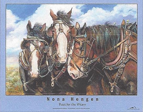 Rest for the Weary - Nona Hengen