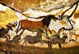 Cave drawings of lascaux france trendy for their time