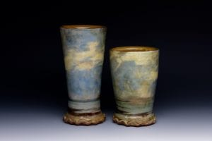 ceramic earthenware terra cotta pottery vases mary briggs