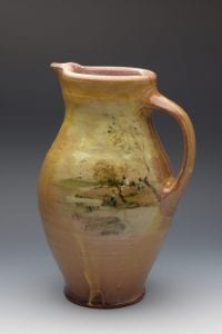 ceramic terra cotta pottery vase mary briggs