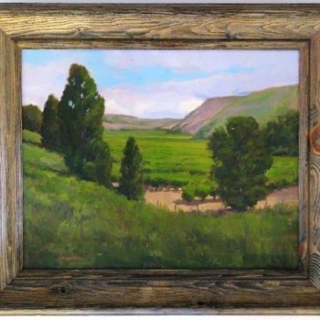 Touchet Valley Orchard - Jim McNamara