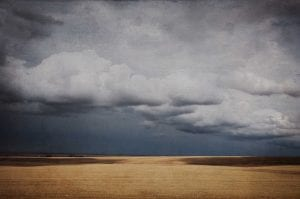 exit to pataha landscape clouds barb thrall fine art photography