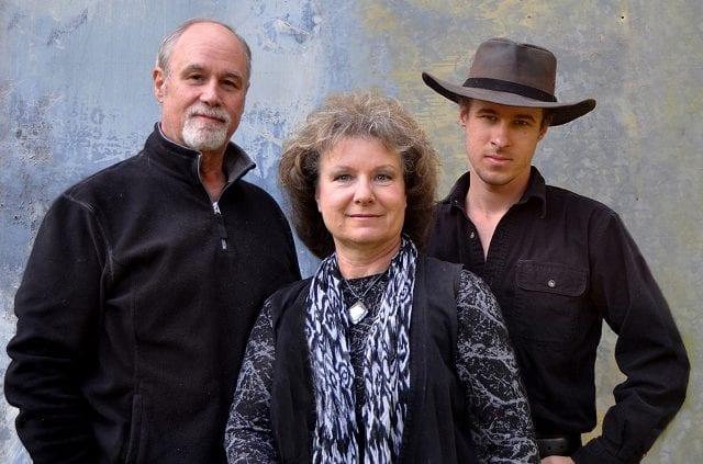 talented trio artists rastovich ostergaard