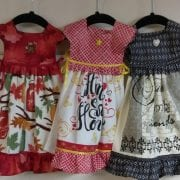 tea towel aprons by sewist kathy snow