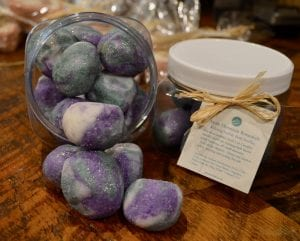 bubble bath salts truffle azure botanicals dayton wa