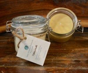 handcrafted soy candle azure botanicals dayton wa