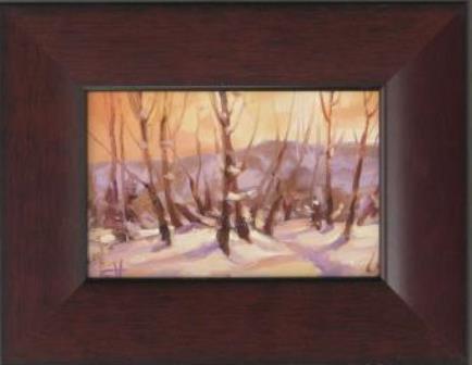Winter Grove - Steve Henderson