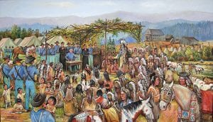 steptoe government indian native american wars historical painting nona hengen