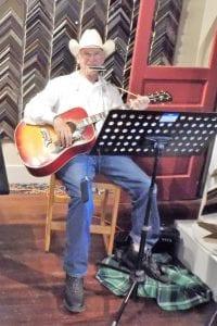 dove guitar roy anderson walla walla artist watercolor painter musician