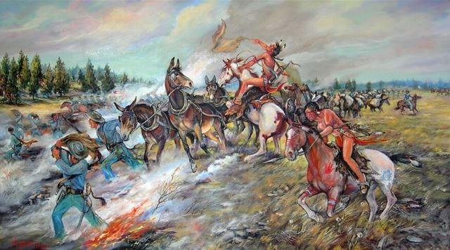 Battle of Spokane Plains
