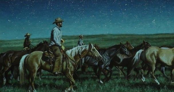 Tobias Sauer - Wildlife/Western Paintings