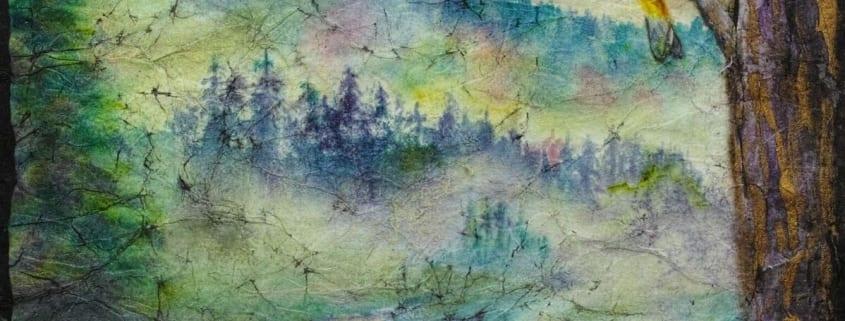 Denise Elizabeth Stone - Batik Watercolor