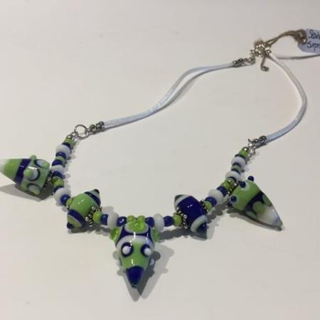 Seahawk Surprise Necklace