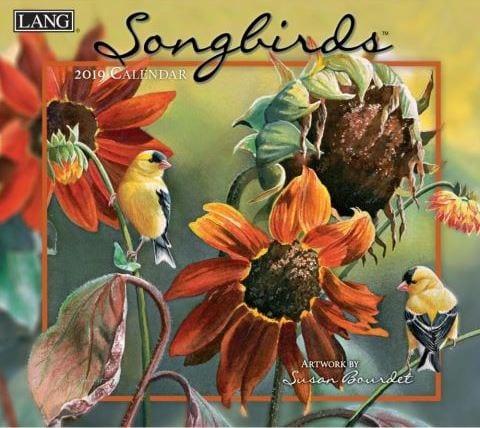 Songbirds 2019 Calendar