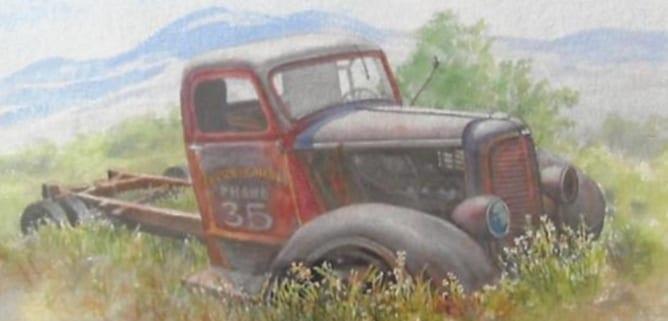 Randy Klassen - Watercolors