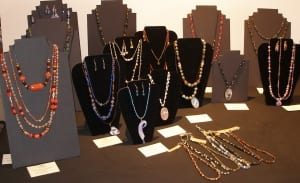 necklaces beads gems jewelry dawn moriarty dayton