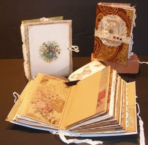 nostalgia journals vintage notebooks repurposed paper