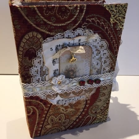 Ruby Red Journal