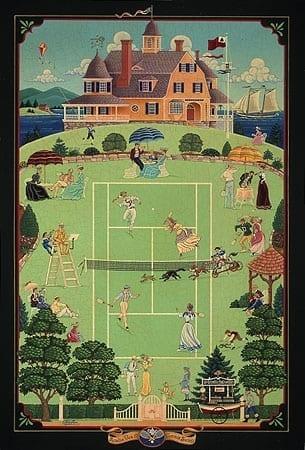 Acadia Tea & Tennis Society