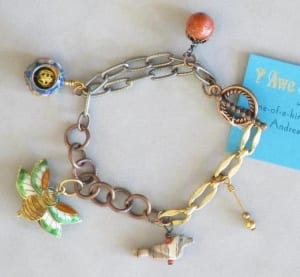 bracelet jewelry charm beads andrea lyman