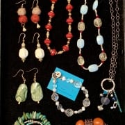 jewelry necklaces earrings bracelets treasures andrea lyman