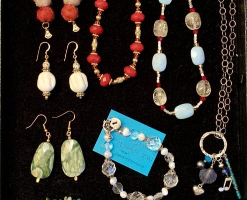 jewelry necklaces earrings bracelets treasures andrea lyman