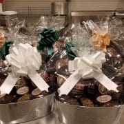 candy nuts toffee chocolate mama monacelli gift basket