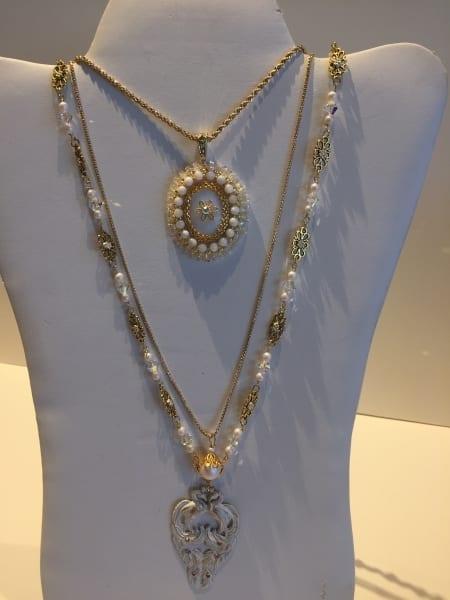 Three Part Necklace