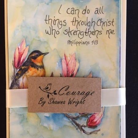 God Tweets - Courage