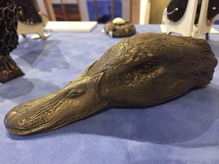 Duck Head - Bronze