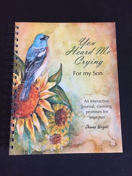 Interactive Prayer Journal - For My Son
