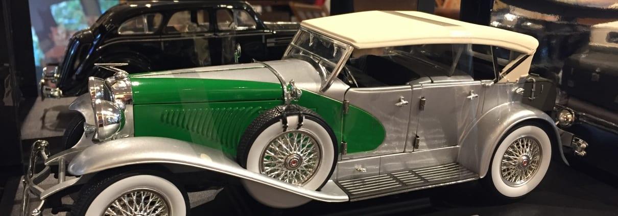 Collectible car 1934 duesenberg model automobile nostalgic