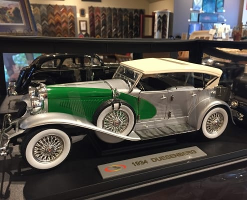Collectible car 1934 duesenberg model automobile nostalgic