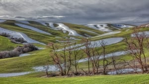 wallouse palouse landscape spring winter snow bill rodgers photography