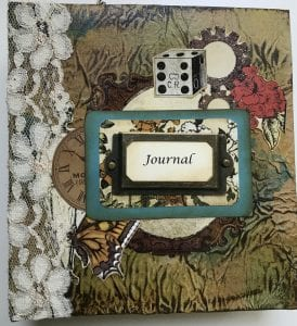 steampunk junk journal no rules trudy love tantalo diary