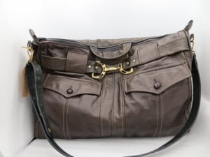 casey weekender leather bag pozzitive