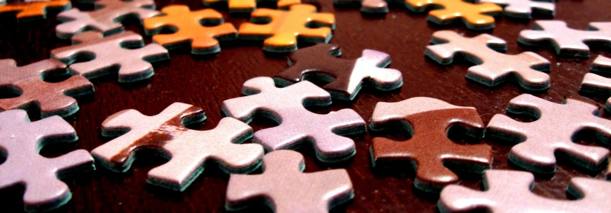 jigsaw puzzle pieces leisure fun
