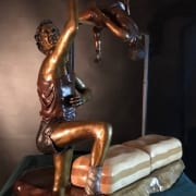 high jumper fosbury flop kessie lewis
