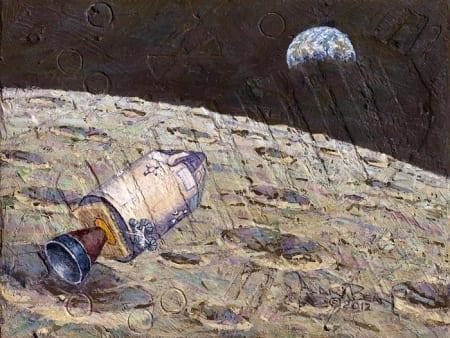 Apollo 12 is Headed Home