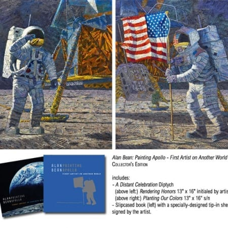 Painting Apollo: First Artist on Another World