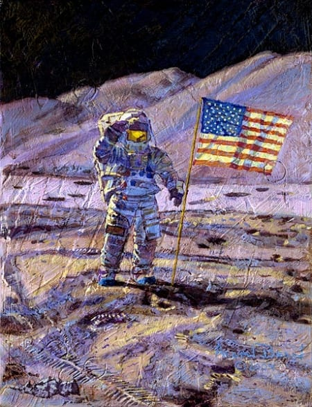 Jim Irwin Indomitable Astronaut
