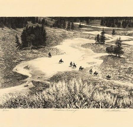 Shoshone Crossing